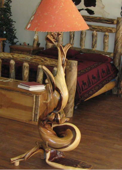Juniper Floor Lamp-SOLD